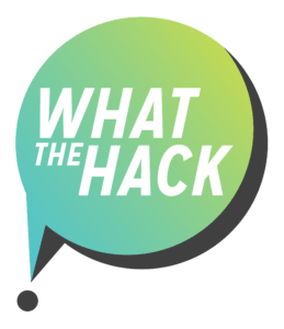 Le logo de What The Hack