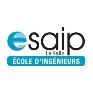 Le logo de l'école Sup'ESAIP