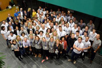 Les participants du #HackathonCNP