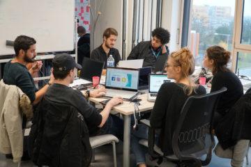 Les participants du Hackathon Sup'Esaip