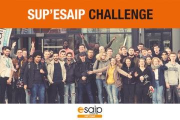 Le groupe du Hackathon Sup'Esaip