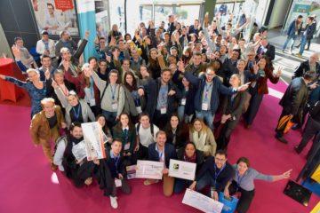 Les participants du Hackathon AGS#4