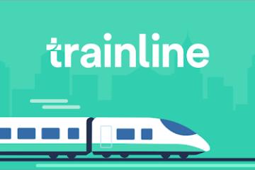 Le logo de Trainline