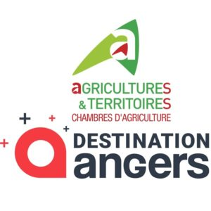 Logo AGreen Startup et Destination Angers