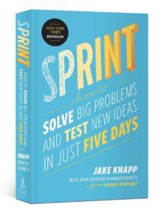 Livre Sprint Jake Knapp