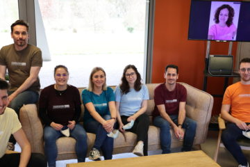 Equipe organisatrice du Hackathon NOZ